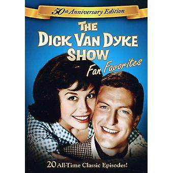 Dick Van Dyke Show: Fan Favorites [DVD] USA import