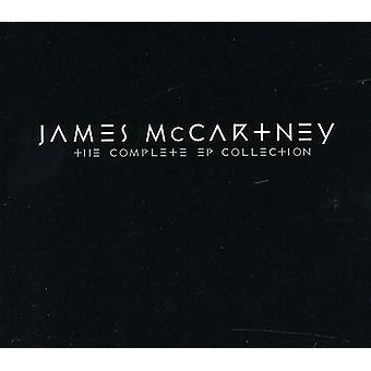 James McCartney - James McCartney: Komplet EP samling [CD] USA import