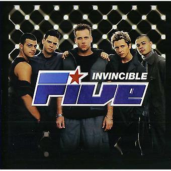 Five - Invincible [CD] USA import