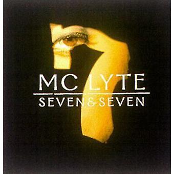 MC Lyte - syv & syv [CD] USA import