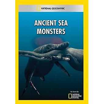 Ancient Sea Monsters [DVD] USA import