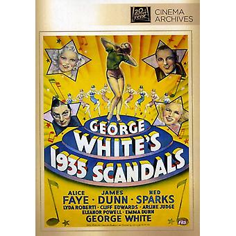 George White's Scandals of '35 [DVD] USA import
