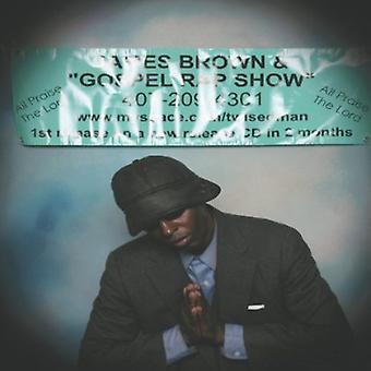 James Brown & Gospel Rap Show - James Brown & Gospel Rap Show [CD] USA import