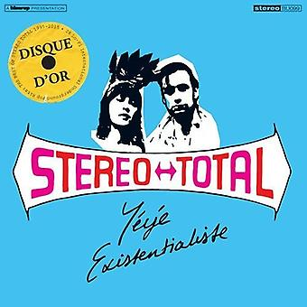 Stereo Total - Yeye Existentialiste [CD] USA importerer