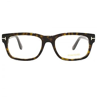 Tom Ford FT5432 occhiali In avana scuro