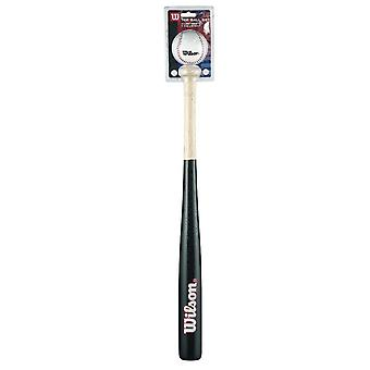 Kit de baseball WILSON tee ball (bat et bal)