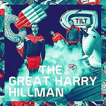 Great Harry Hillman - Tilt [CD] USA import