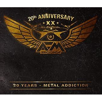 Various Artist - 20 Years - Metal Addiction [CD] USA import