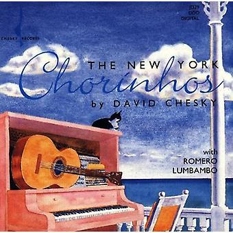 David Chesky - New York Chorinhos [CD] USA import