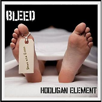 Bluten - Hooligan Element [CD] USA importieren