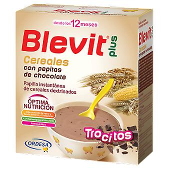 Blevit Instant Potato of Cereals Nuggets Chocolate 600 gr