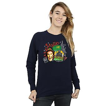 Elf Women's North Pole Sweatshirt