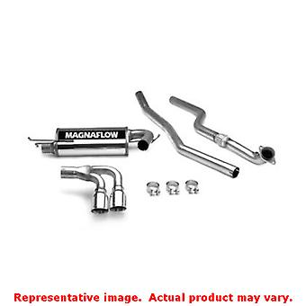 MagnaFlow Exhaust - Stainless Series 16647 3.50in Fits:SATURN 2007 - 2009 SKY 2