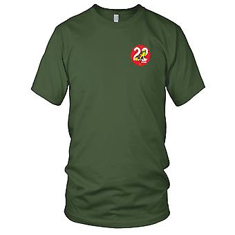 US Navy ZP-22 Embroidered Patch - Bayou Bomber Ladies T Shirt