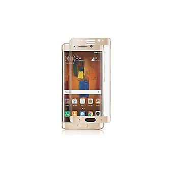 Panzer Huawei Mate 9 Pro, Curved Glass, Gold