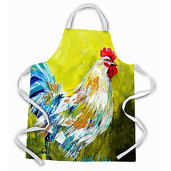 Carolines Treasures  MW1247APRON High Step Rooster Apron