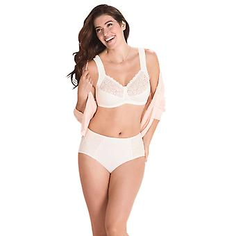 Anita 5813-612 Women's Comfort Havanna Crystal White Support Coverage Full Cup Bra