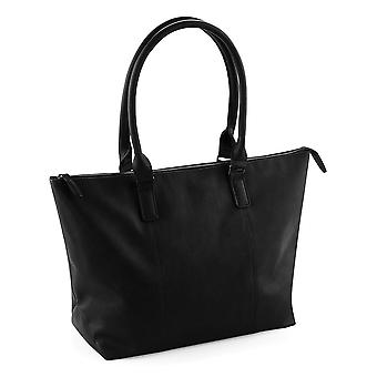 Quadra NuHide Faux Leather Tote/Shopper Bag