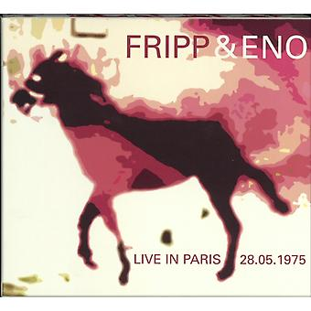 Live in Paris May 28 1975 by Fripp & Eno