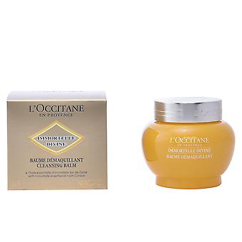 L Occitane Divine Immortelle Baume Demaquillant 60gr New Womens