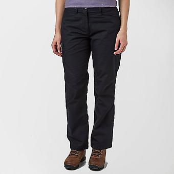 New Peter Storm Women's Ramble Lined Trousers Black