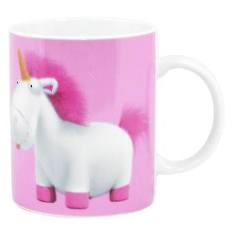 Despicable Me Official Unicorn Ceramic Mug