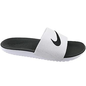 Slides de 819352-100 crianças Nike Kawa deslize Gs/Ps