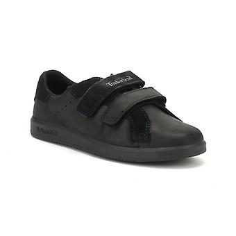 Timberland Junior Black Oxford Court Side Shoes