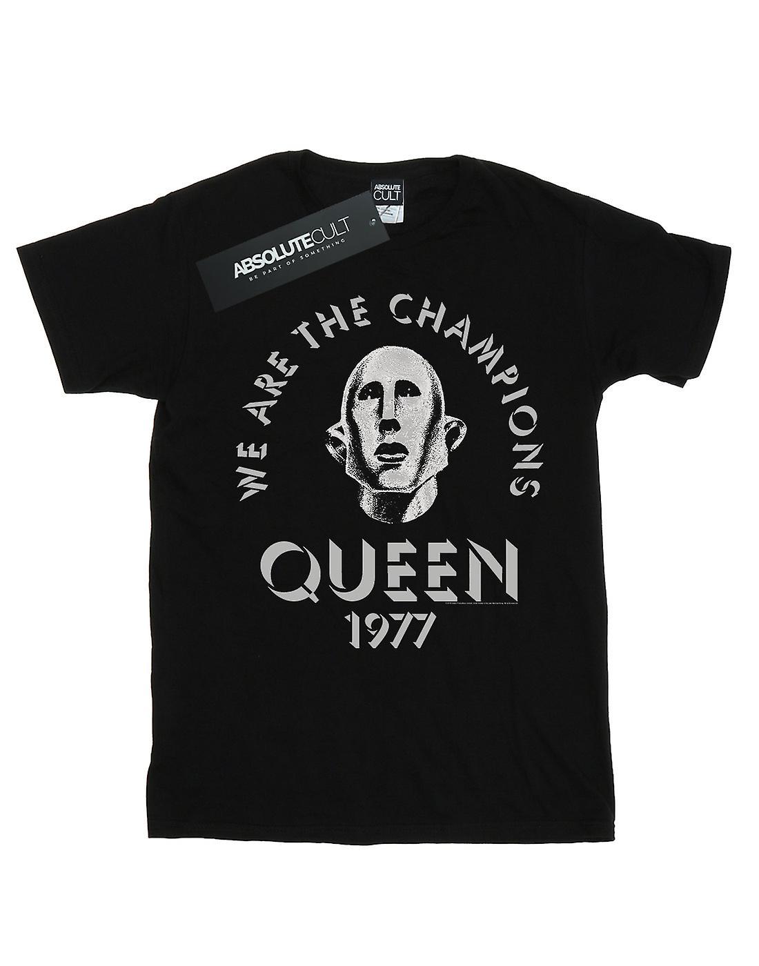Ragazze di Regina che siamo la t-shirt Champions