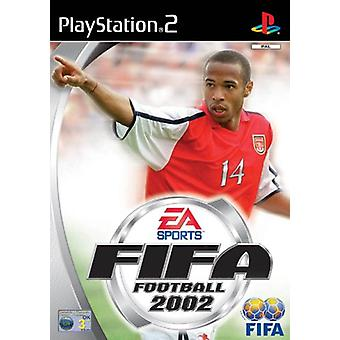 FIFA voetbal 2002 (PS2)