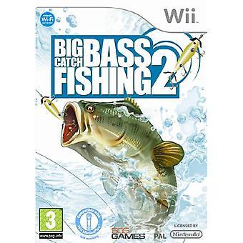 Fette Beute Bass Fishing 2 (Wii)