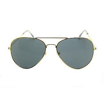 RetroUV® Premium volledige Mirrored Aviator zonnebril klassieke metalen Frame Uv400