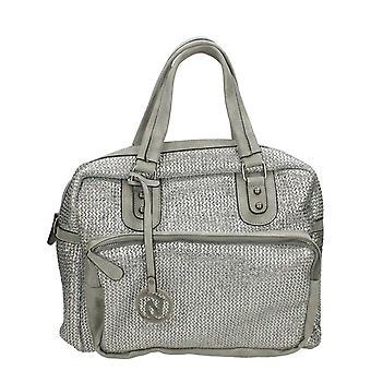 Ladies Remonte Shoulder Bag Q0383-42 - Grey Combi Synthetic - One Size