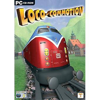 Lococomotion