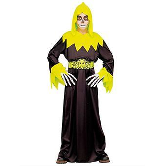 Skull Fighter Costume
