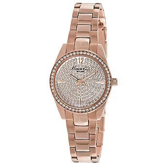 Kenneth Cole New York Damen-Armbanduhr Analog Edelstahl KC0005