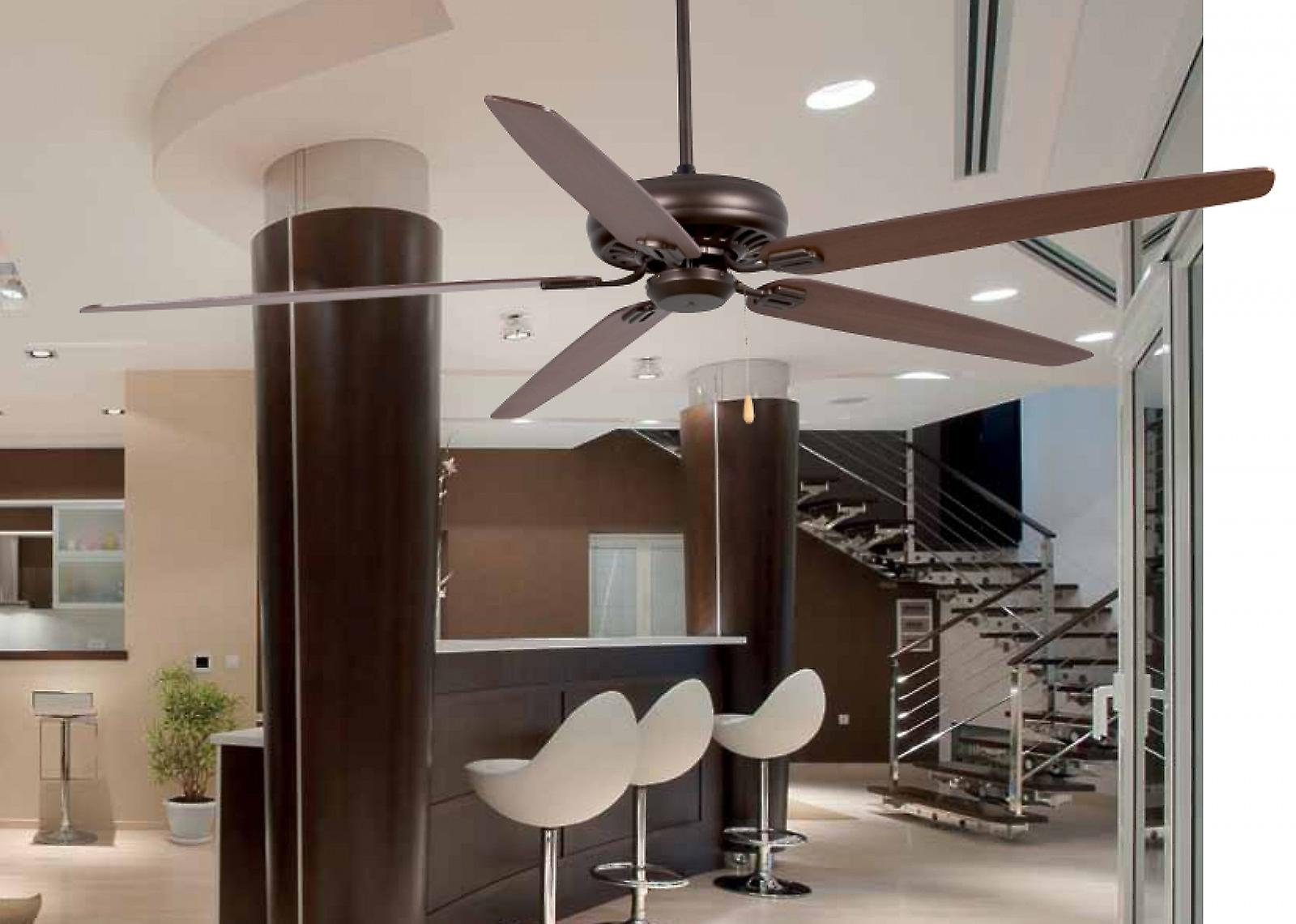 Ceiling Fan Nisos brown 178cm / 70