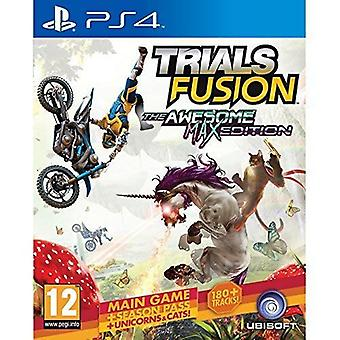 Trials Fusion Awesome Max Edition PS4 Game