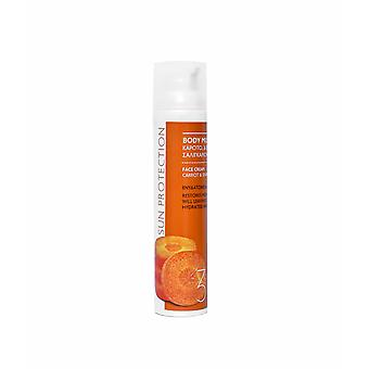 BODY MILK SPF 30 - High protection Snail Mucus and Carrot