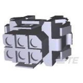 Caja de TE conectividad Pin - cable Metrimate número de espaciamiento de pernos 24 contacto: 5 mm 207304-1 1 PC