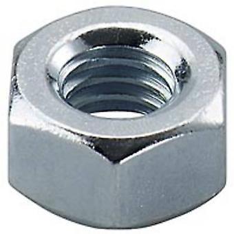 Hexagonal nut M6 N/A 100 pc(s) Fischer MU M 6 79733