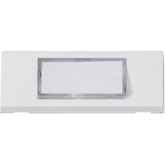 Heidemann 70049 Bell panel incl. nameplate 1x White 24 V/1 A