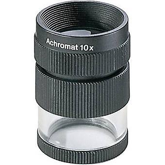 Magnifier with graduation Magnification: 10 x Lens size: (Ø) 23 mm Eschenbach 115410