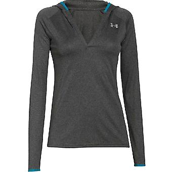 Under Armour tech Hoodie long sleeve ladies 1271668-091
