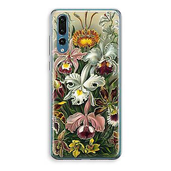 Huawei P20 Pro Transparent Case (Soft) - Haeckel Orchidae