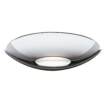 Chrome Led Wall Uplighter - Searchlight 2209cc