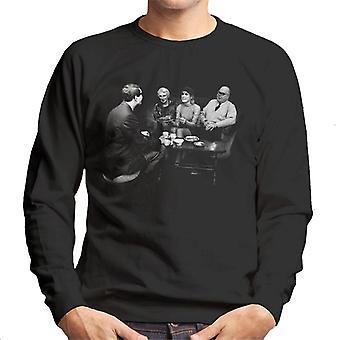 TV veces Dusty Springfield Dave Lanning entrevista camiseta de los hombres