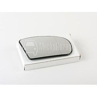 Vetro specchio destro (riscaldata) & titolare per Mercedes E-CLASS Estate 2003-2006
