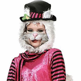 Minou de la femme chat Masque Masque chat chaton