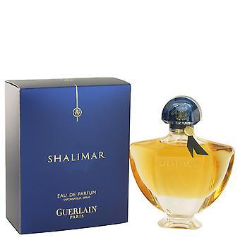 Shalimar Perfume by Guerlain EDP 90ml